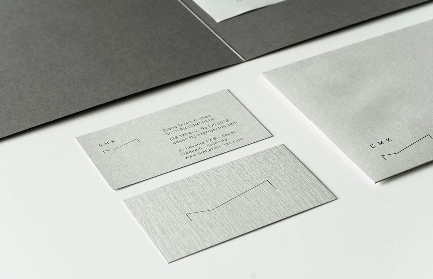 建築設計(建設公司)名片設計