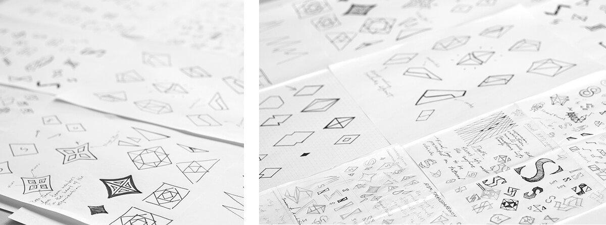 LOGO設計過程(金融保險業)
