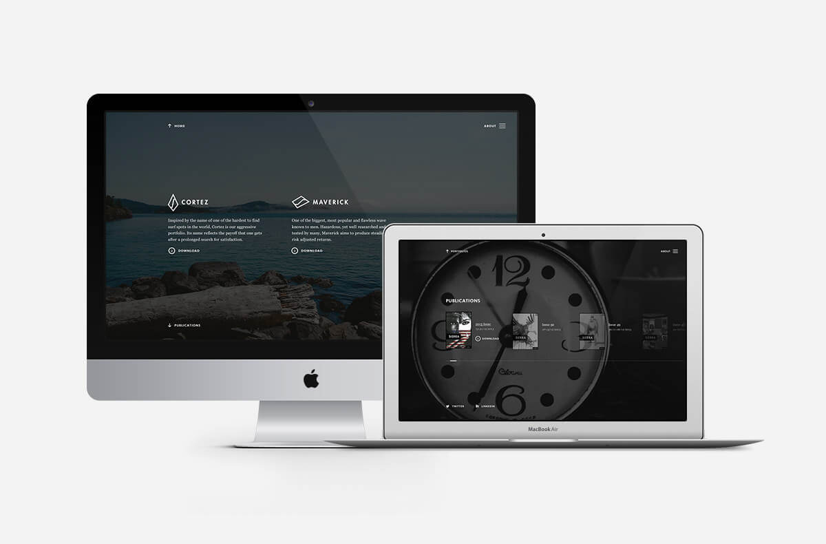 金融保險網頁設計推薦