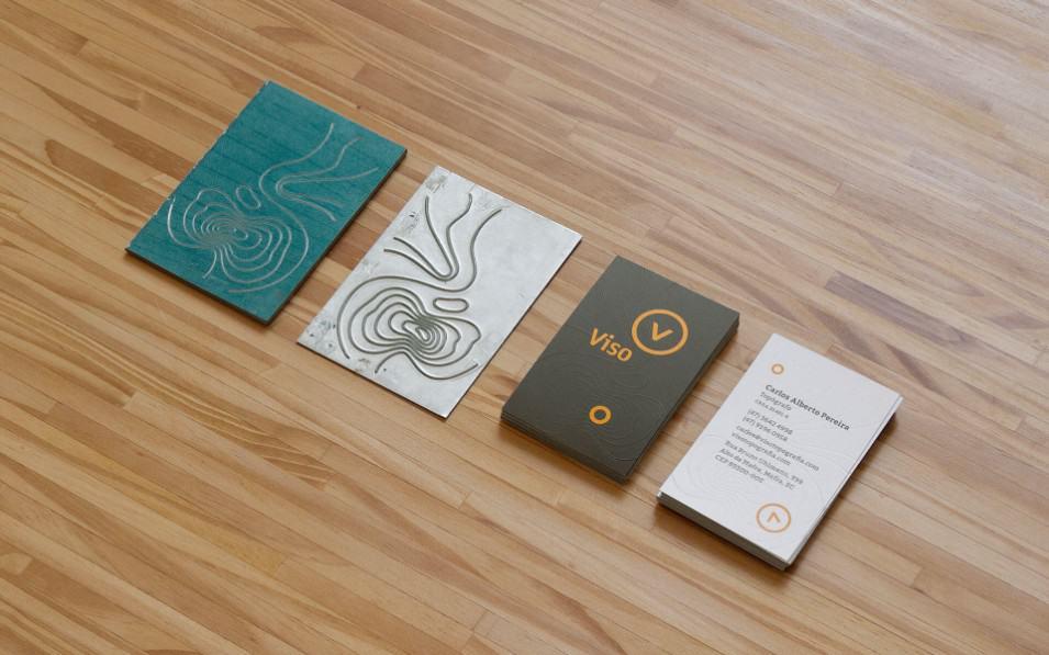 空間設計師名片設計推薦