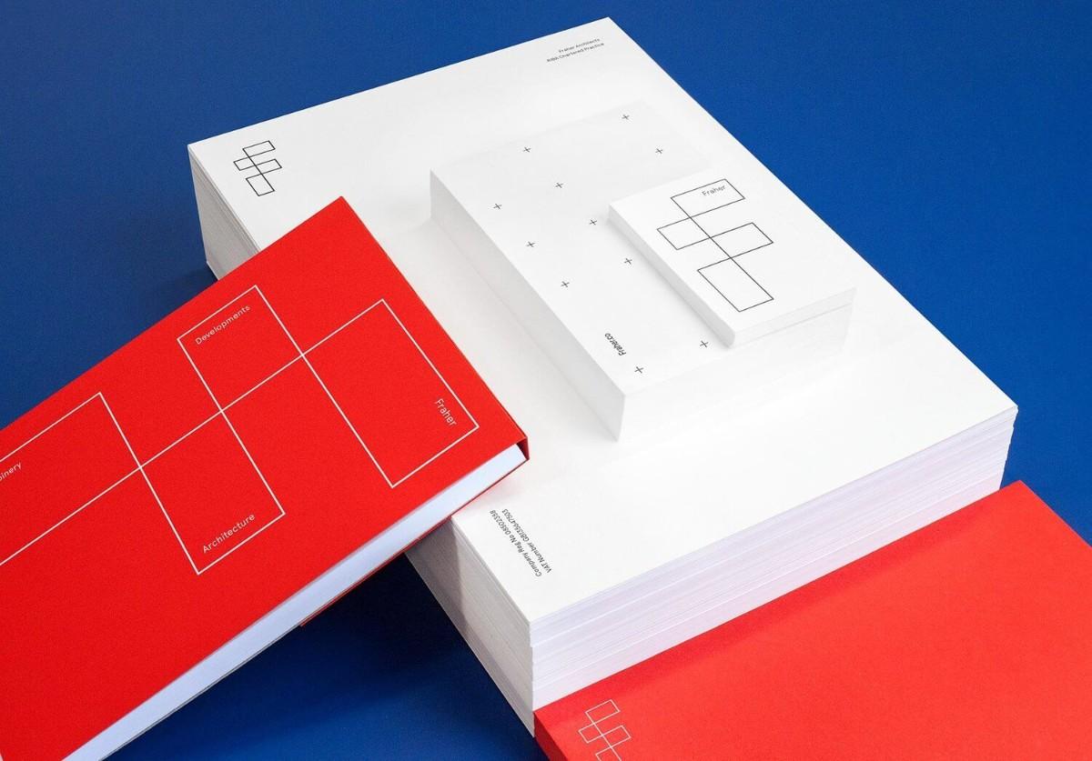 建築師/室內設計師的平面視覺設計