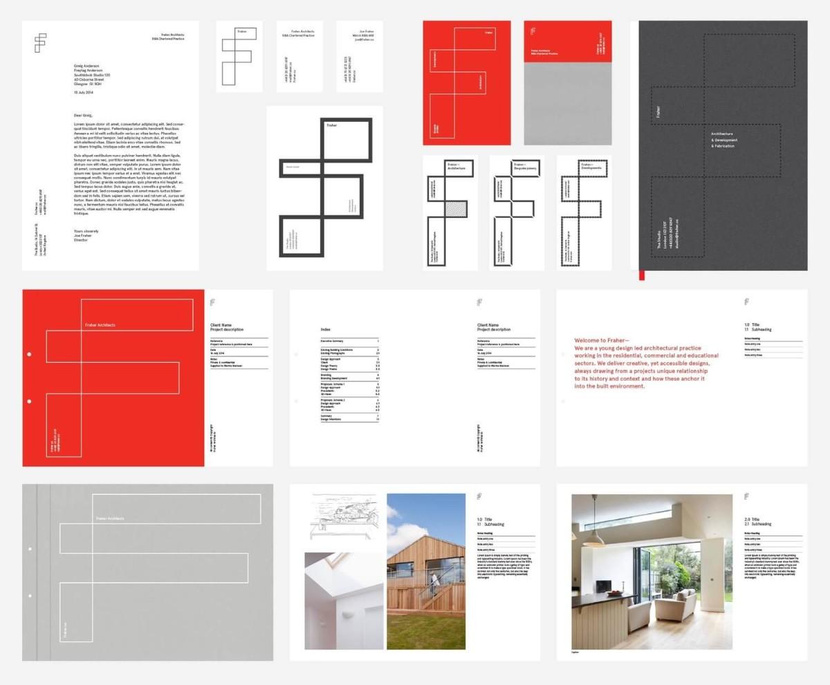 室內設計師的VI視覺設計