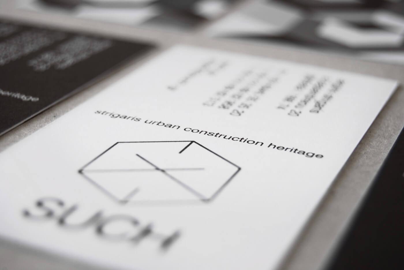 簡約設計-名片樣式
