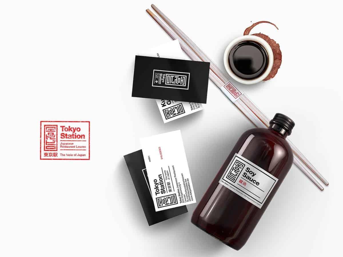 日本字體LOGO與包裝設計