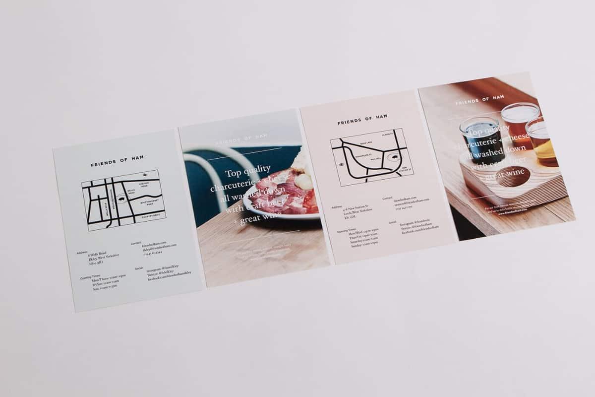 餐廳名片設計推薦