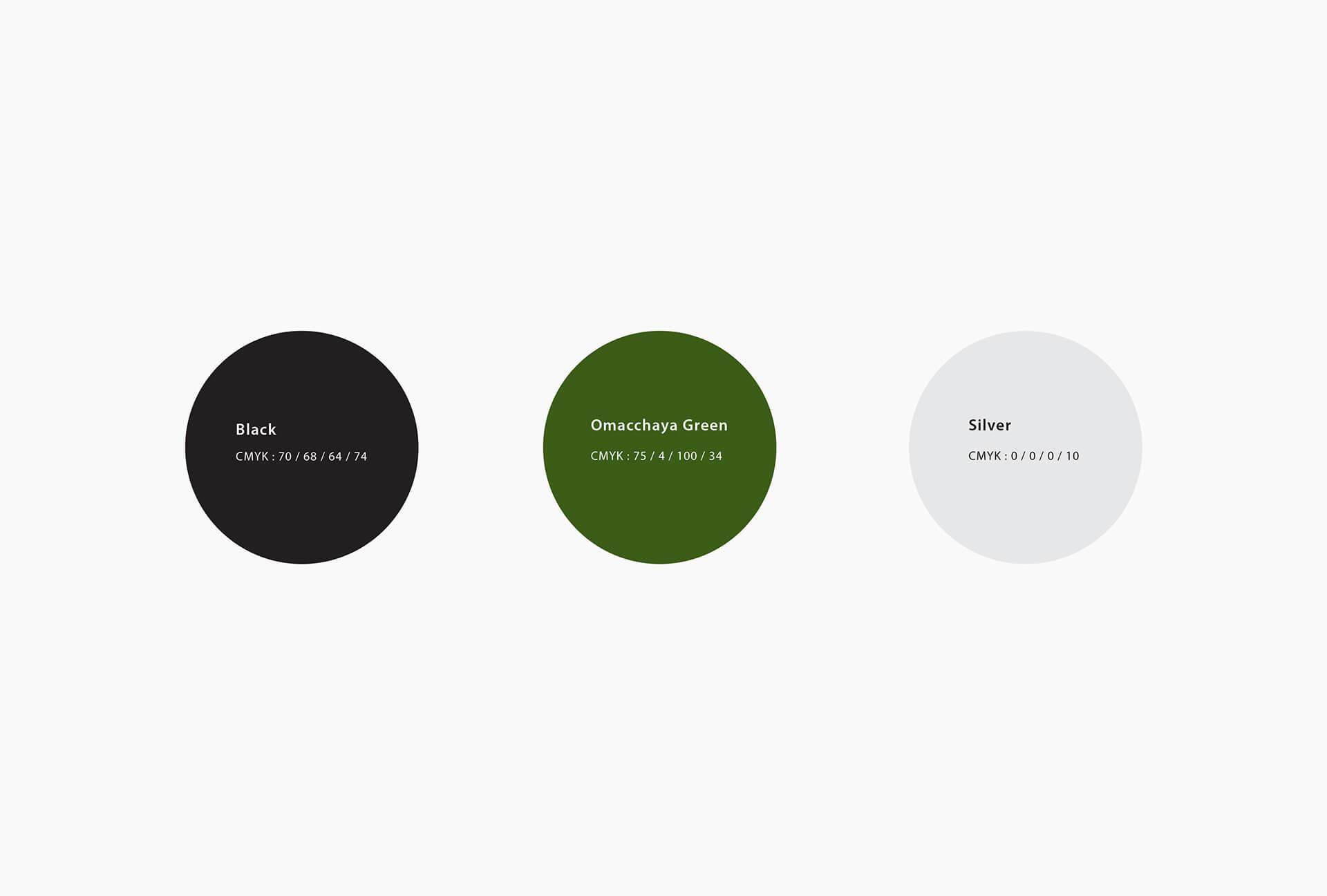 CIS品牌標準色規劃設計