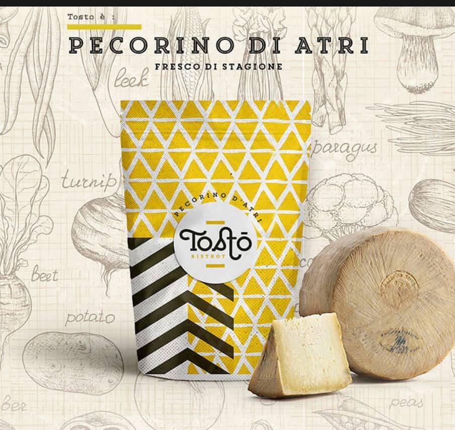 義大利餐館的LOGO設計