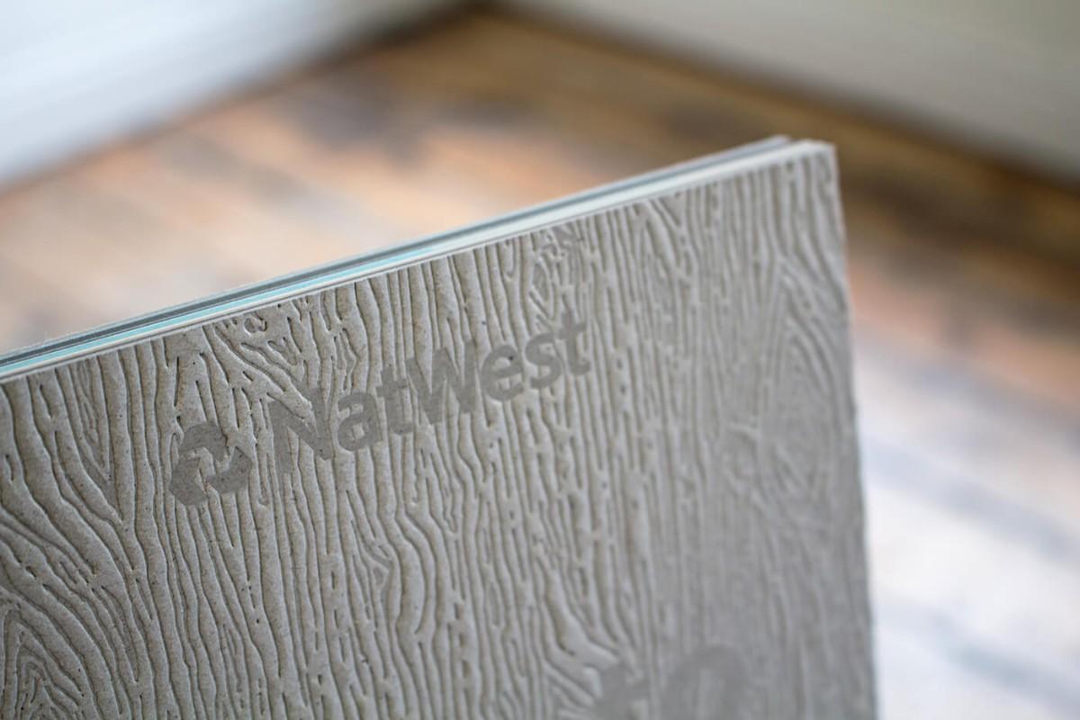 木紋名片設計(壓印)案例推薦