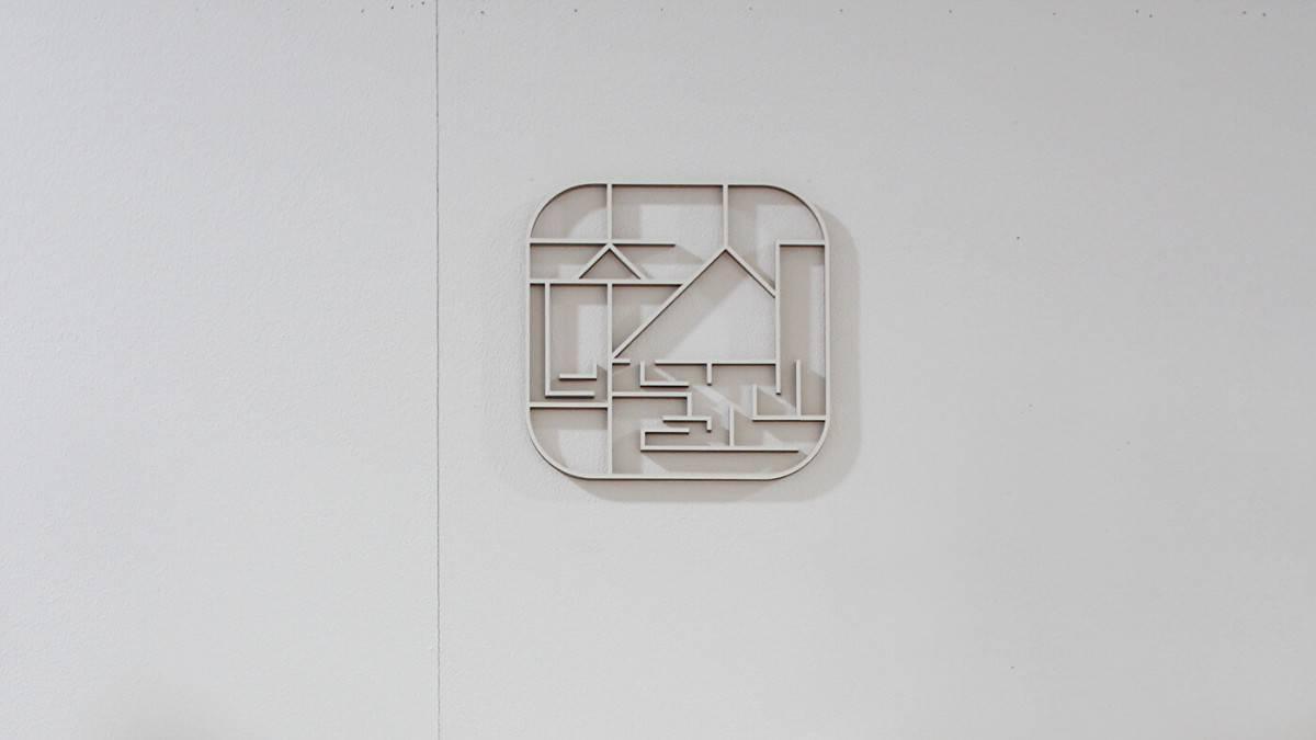 簡約商標標誌設計