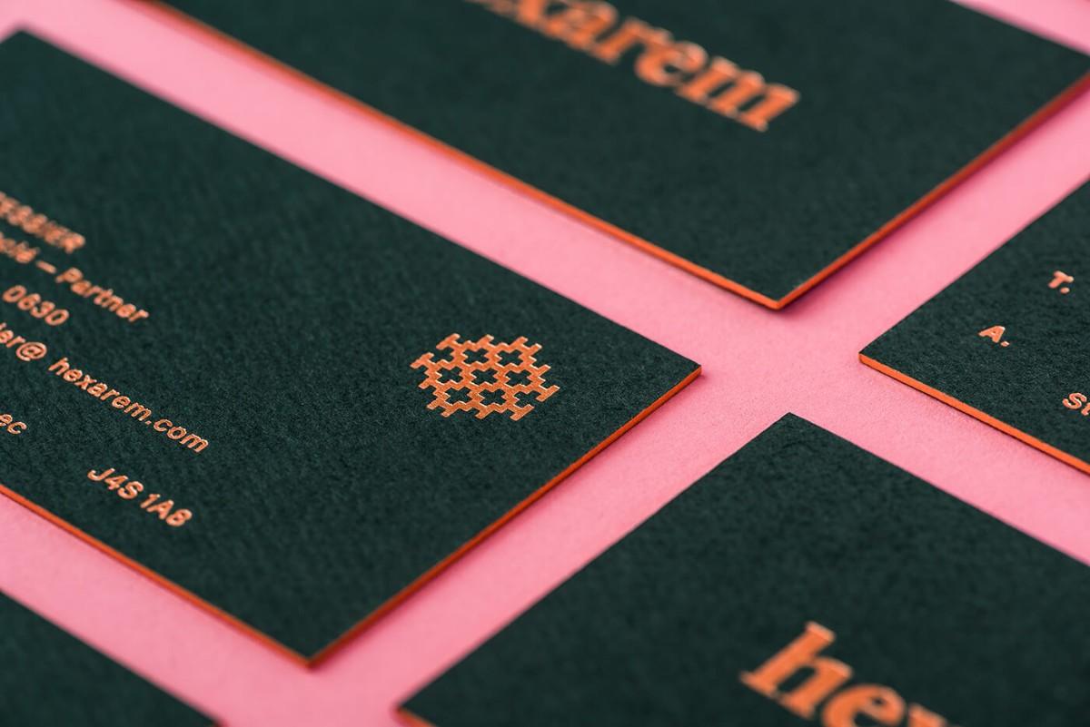 燙金/美術紙質-名片設計