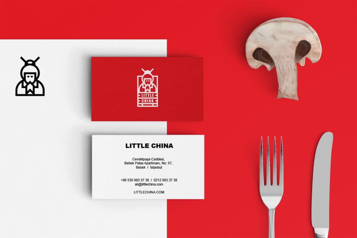 中式餐館的LOGO設計推薦
