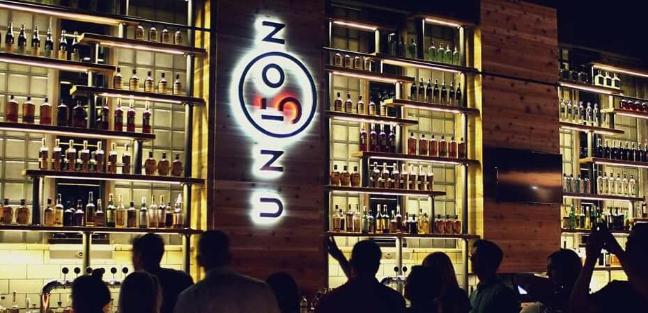 BAR酒吧LOGO設計