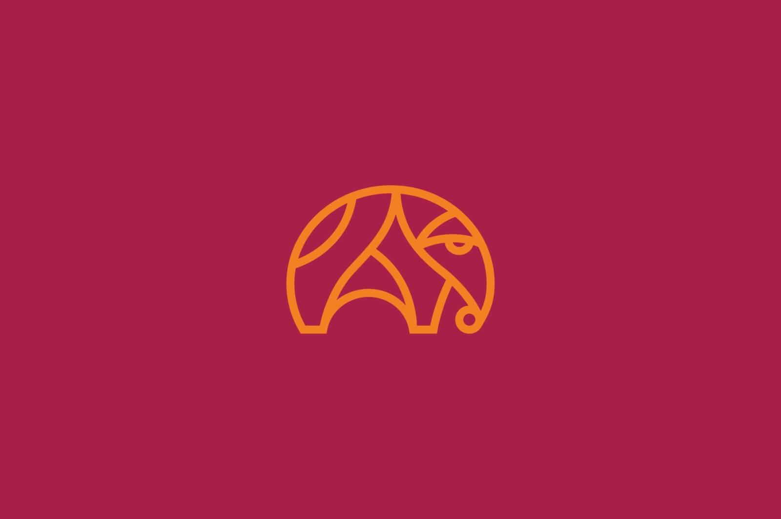泰式餐廳logo品牌商標