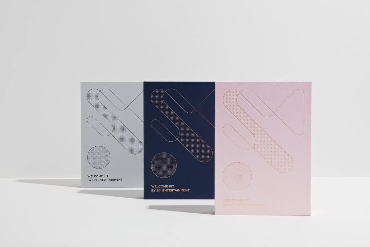 韓國簡約風格LOGO設計