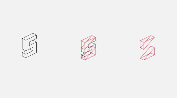 設計過程-建築師的logo設計