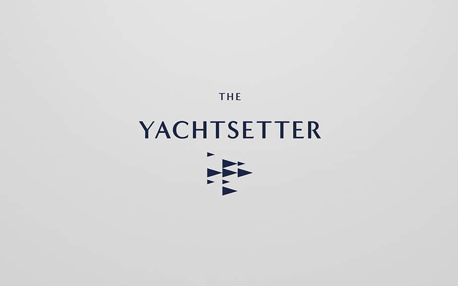 船艇出租業-logo設計