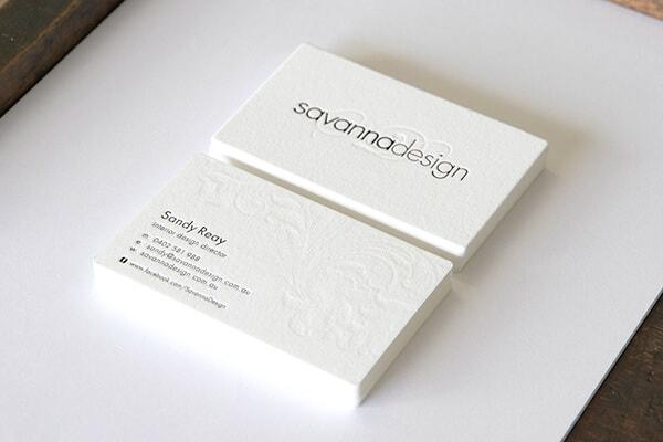 裝潢設計-名片設計作品