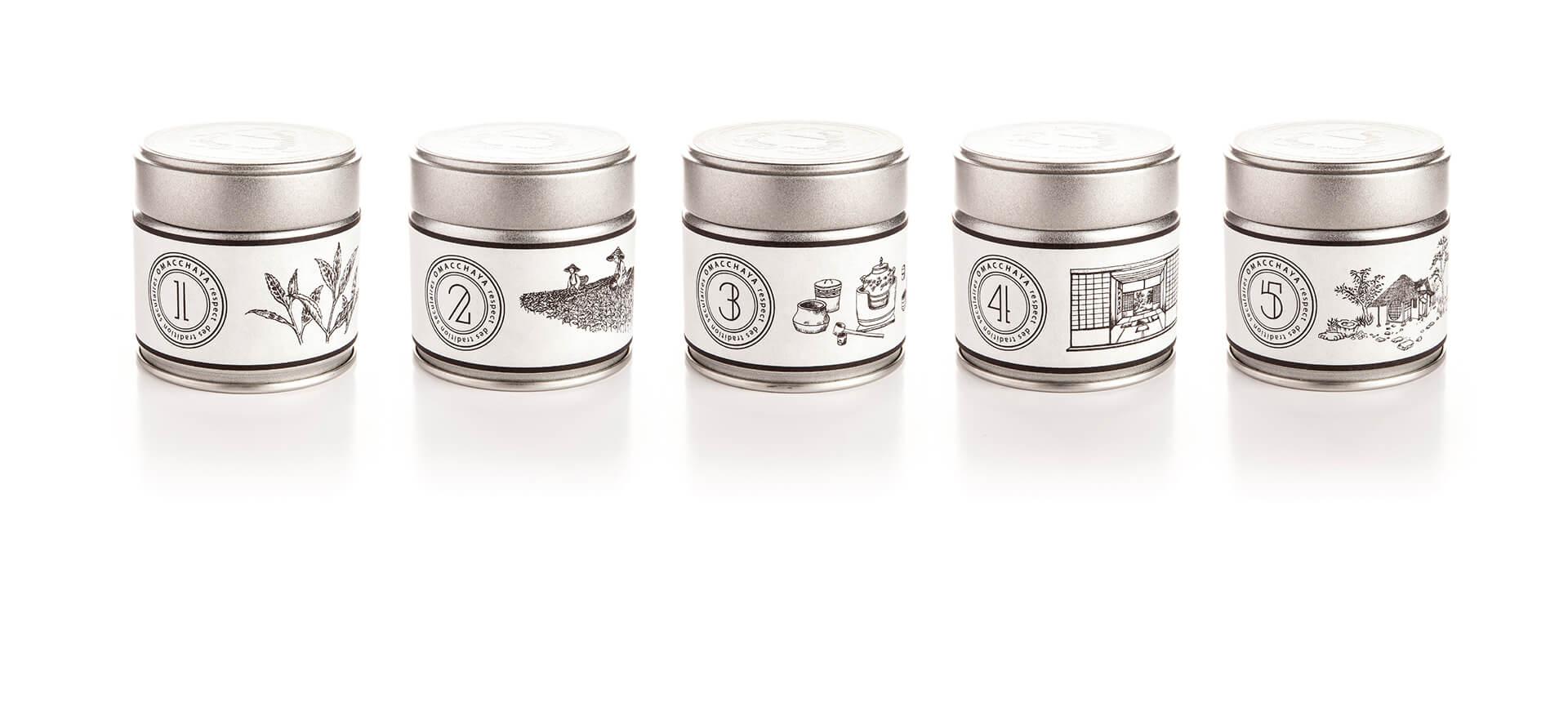 包裝設計-茶葉罐裝設計推薦