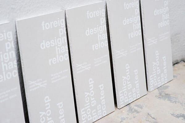 特殊材質的名片設計(白色)