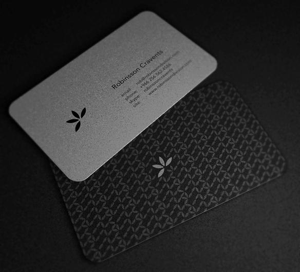 店卡設計-個人工作室作品