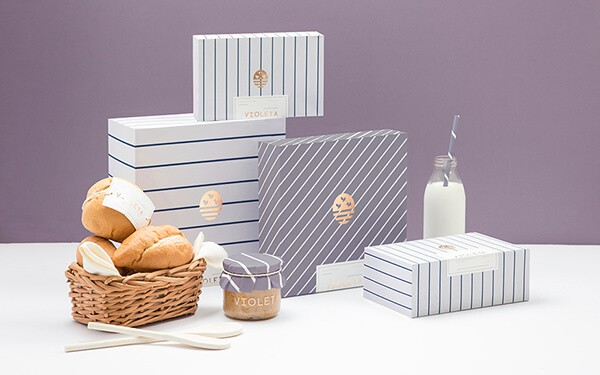 手工麵包/蛋糕的名片設計推薦