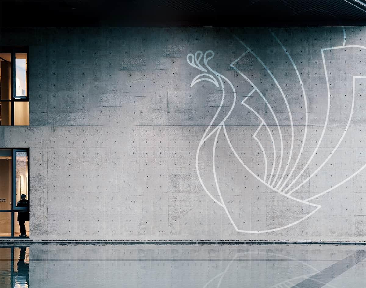 品牌形象牆設計推薦