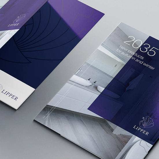 衛浴設備LOGO設計