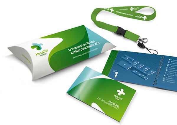 醫院品牌視覺設計