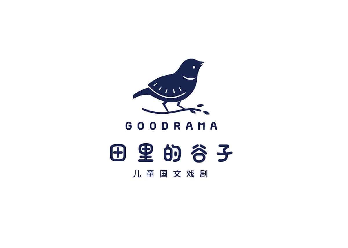 兒童劇團LOGO設計