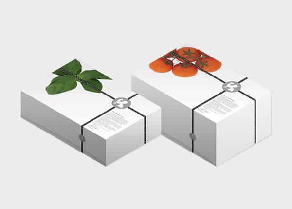 宅配品牌LOGO設計