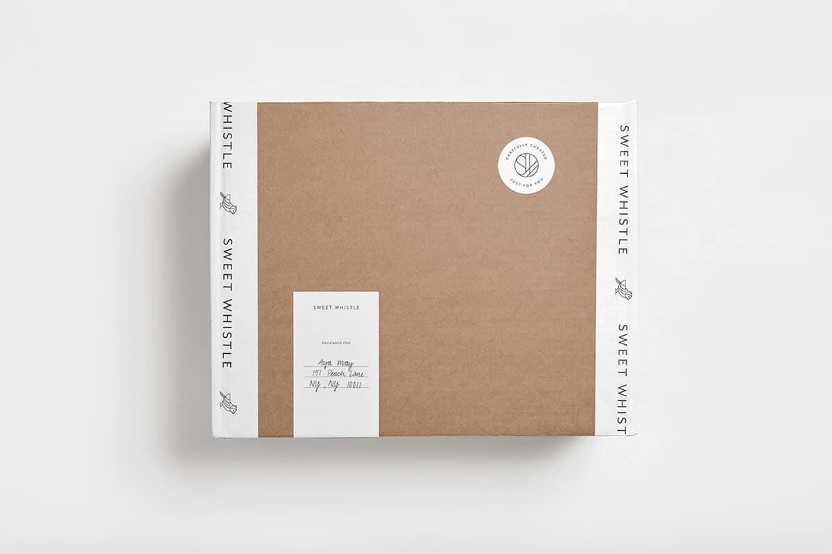 電商/禮品販售品牌LOGO設計