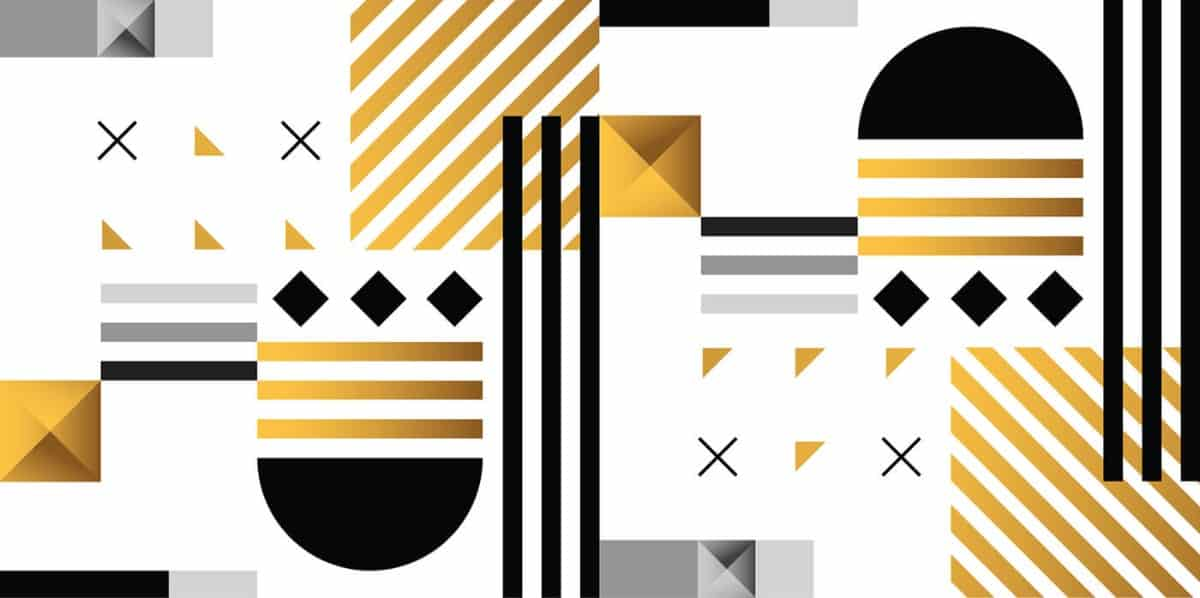 幾何圖形設計-服飾