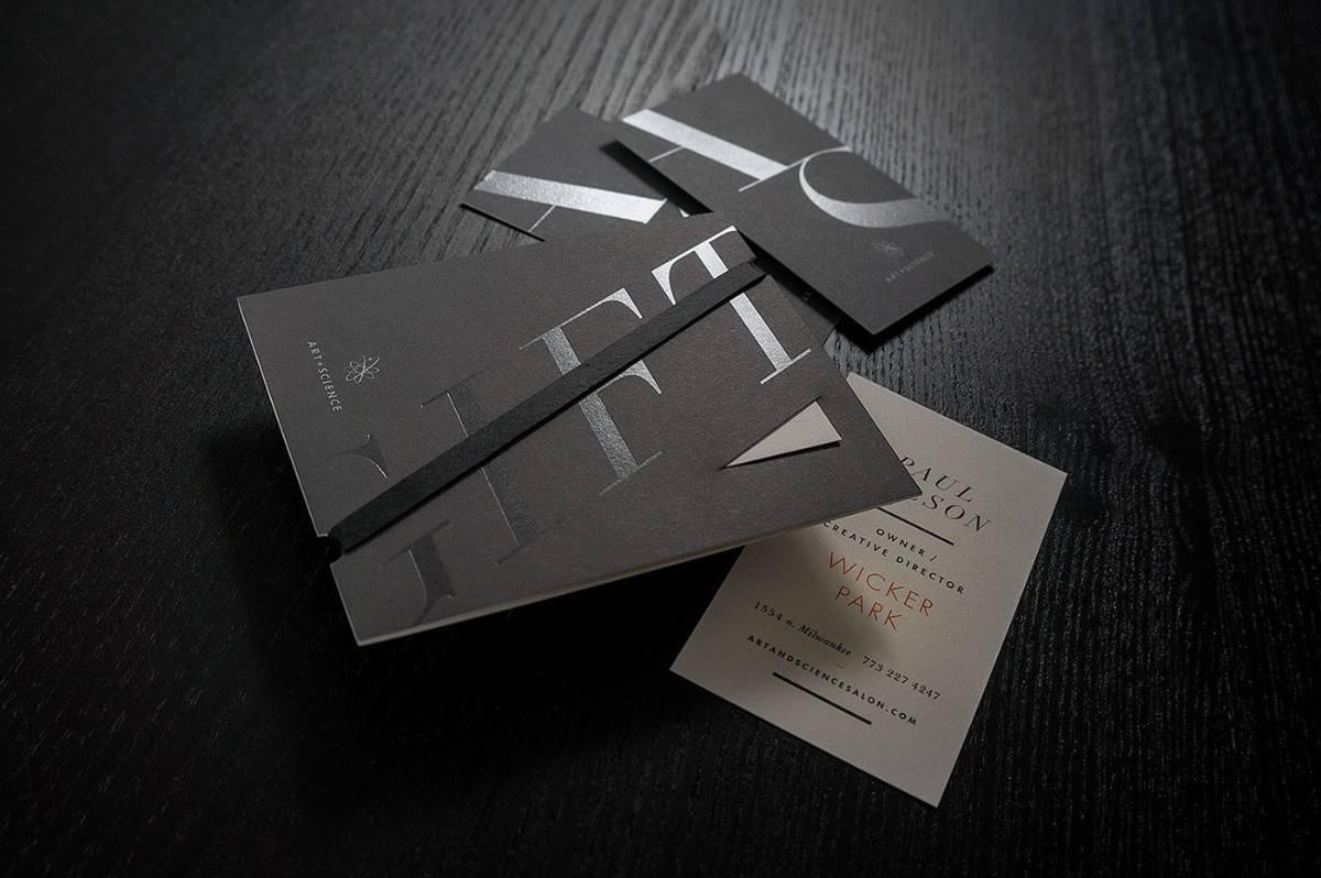 名片設計-造型設計