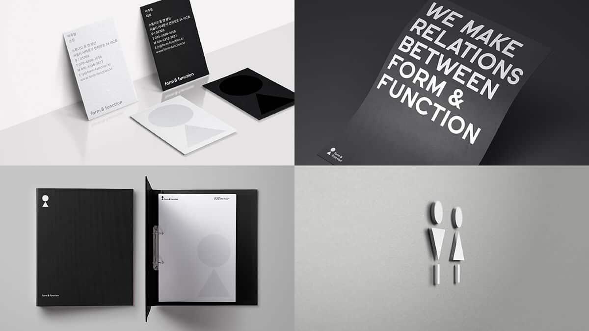 設計工作室視覺設計精選