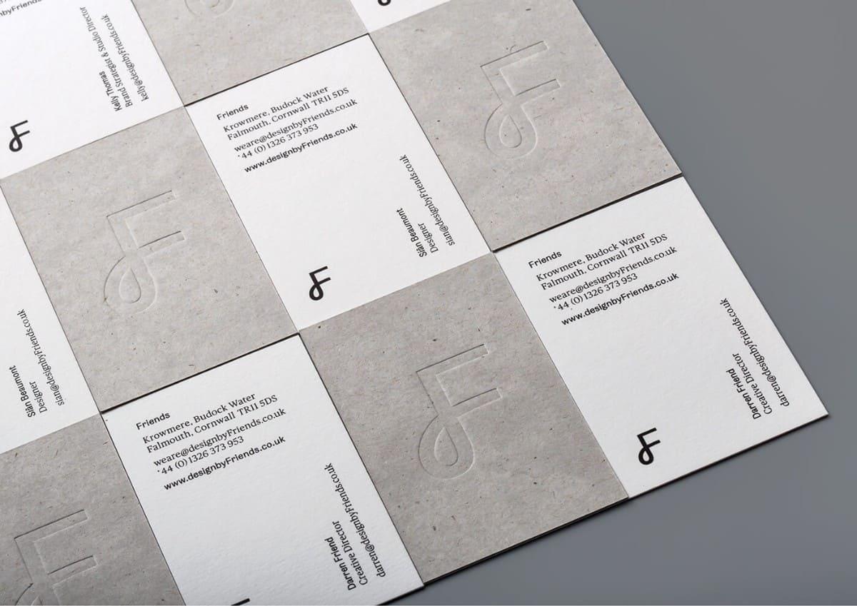設計品牌名片設計