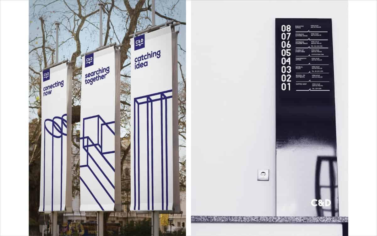 韓式個人工作室宣傳海報推薦