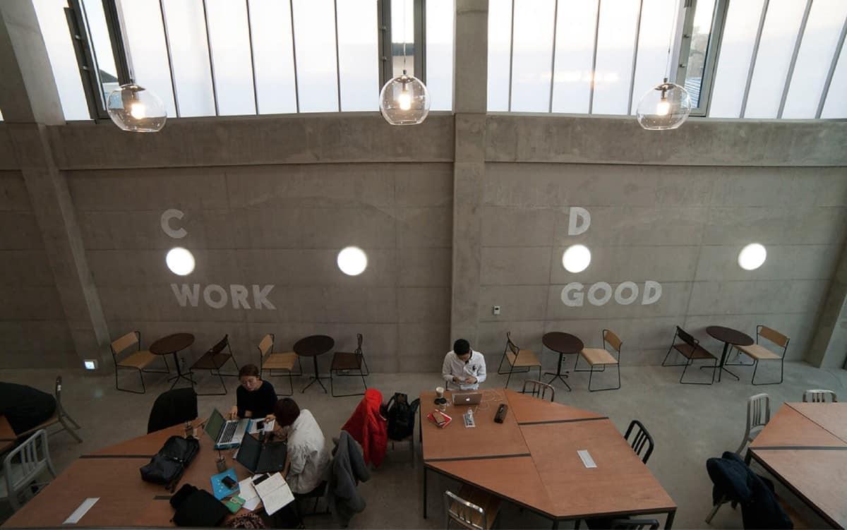 COW & DOG韓國共享空間工作室