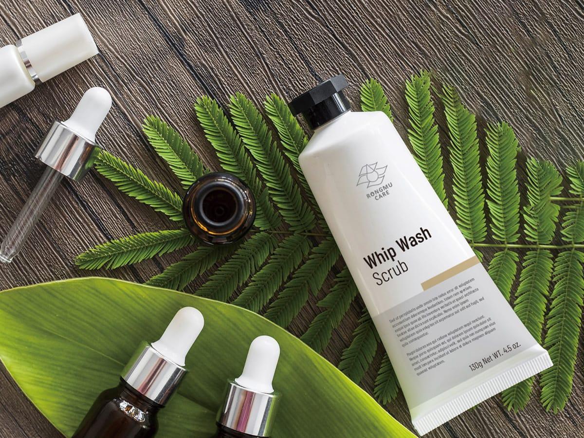 護膚保養LOGO設計-包裝設計