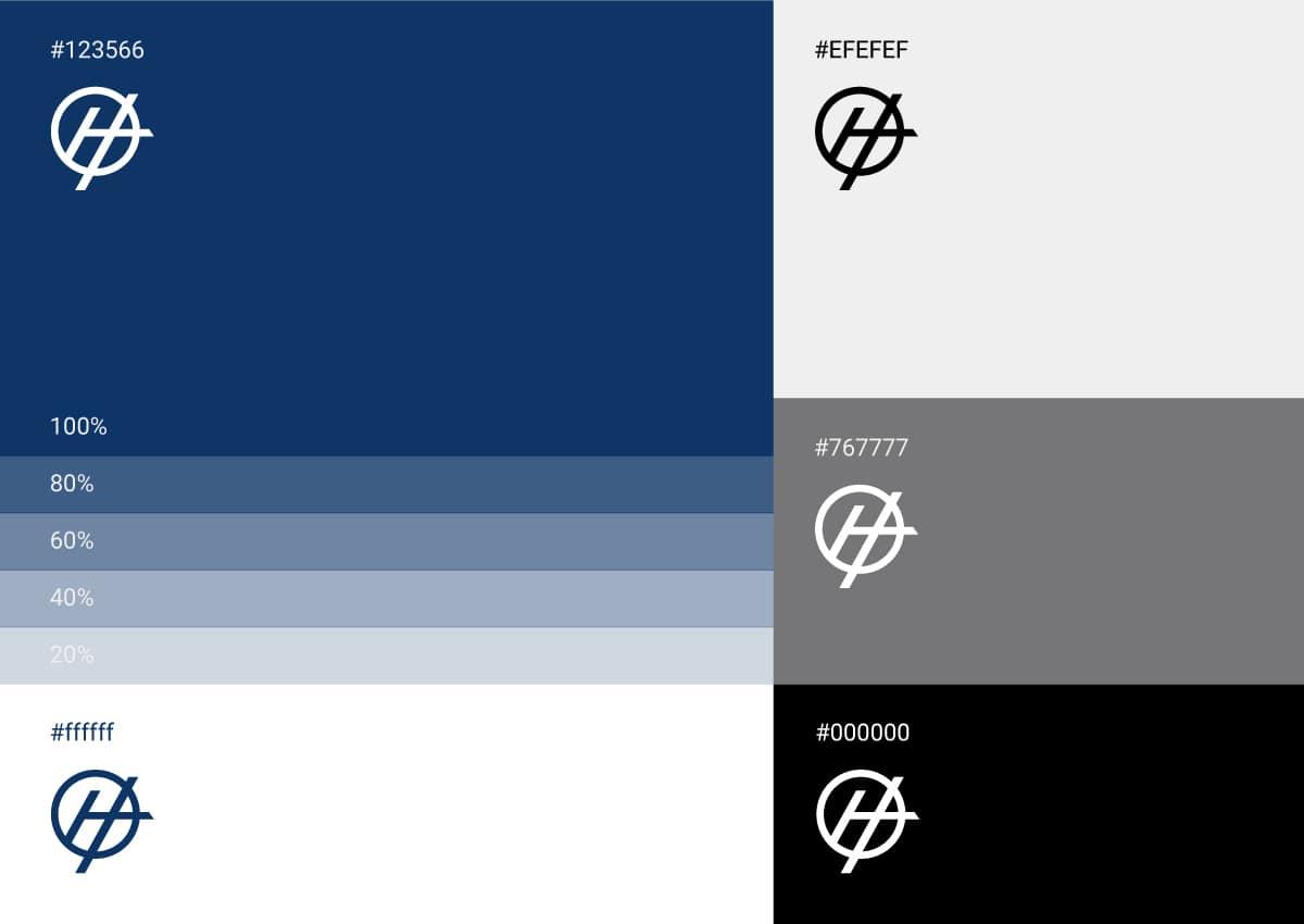 CIS色彩規劃-螺絲品牌