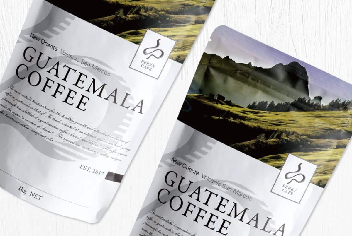包裝設計-咖啡袋