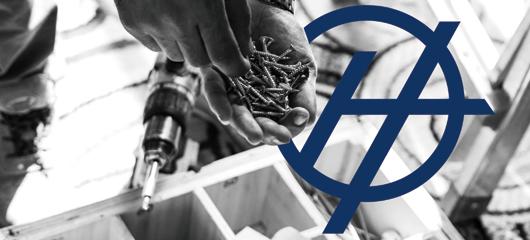 LOGO設計-建築五金、工業金屬