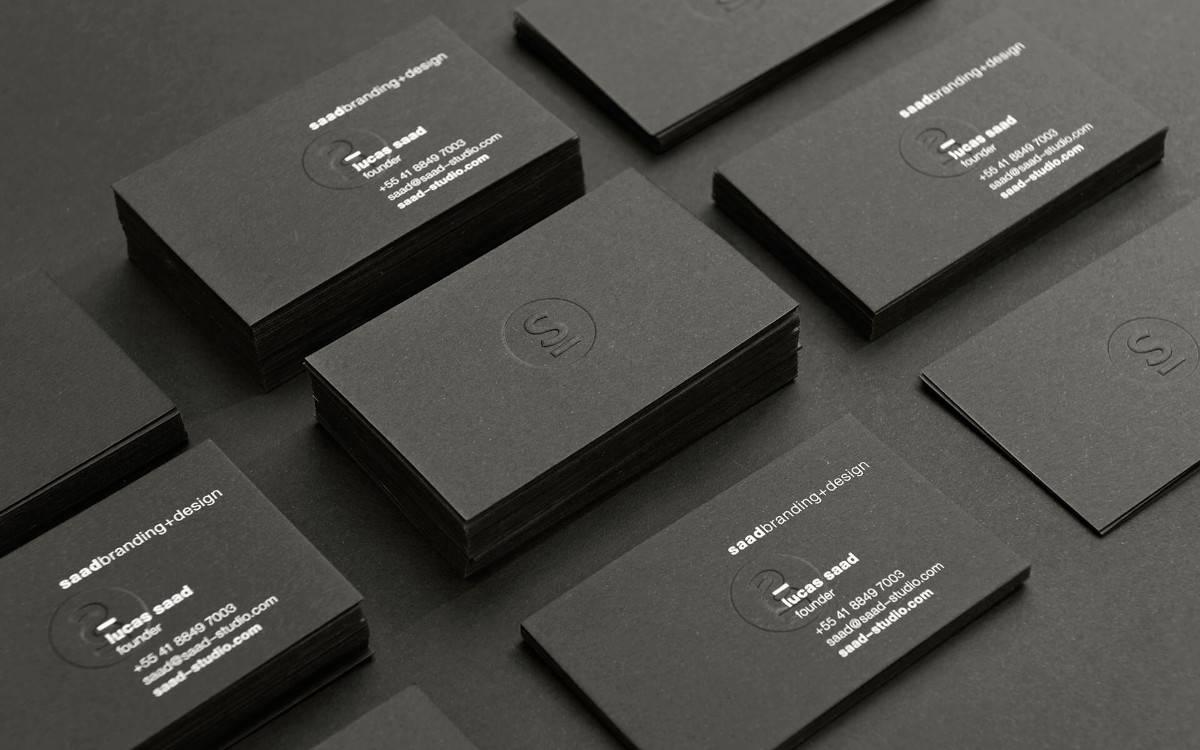 店卡設計-台中名片設計分享