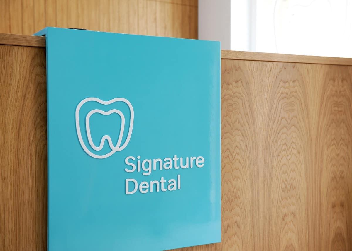 LOGO設計、招牌設計-牙醫
