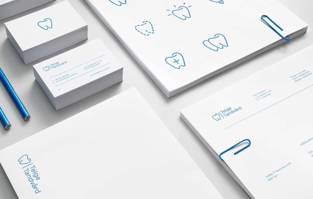 品牌視覺設計-牙醫師