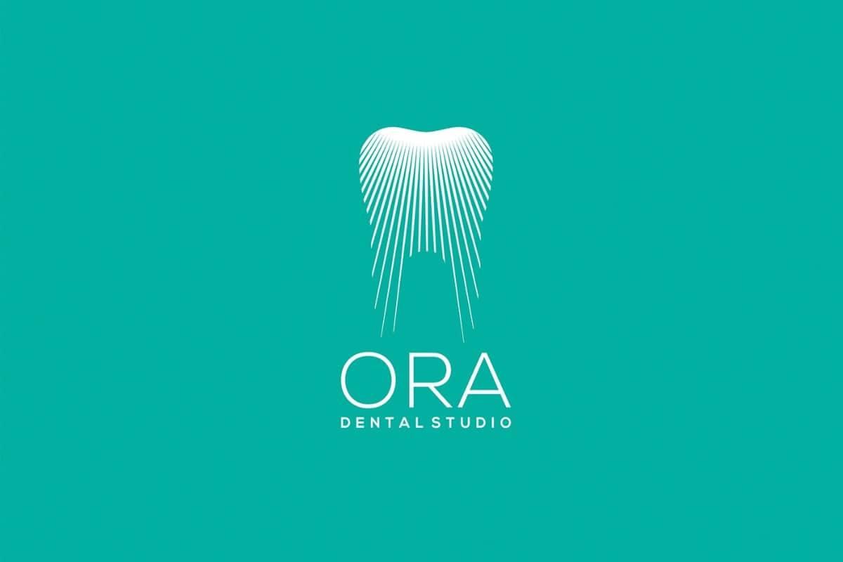 牙醫診所品牌LOGO設計案例