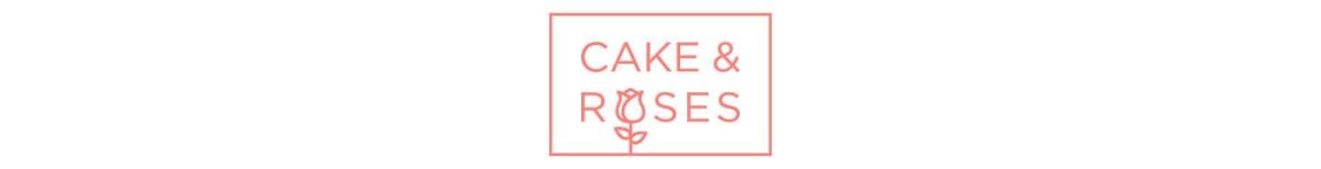 蛋糕、甜點LOGO設計-花朵