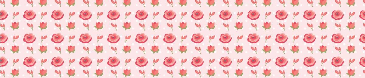 幾何組合圖形-花