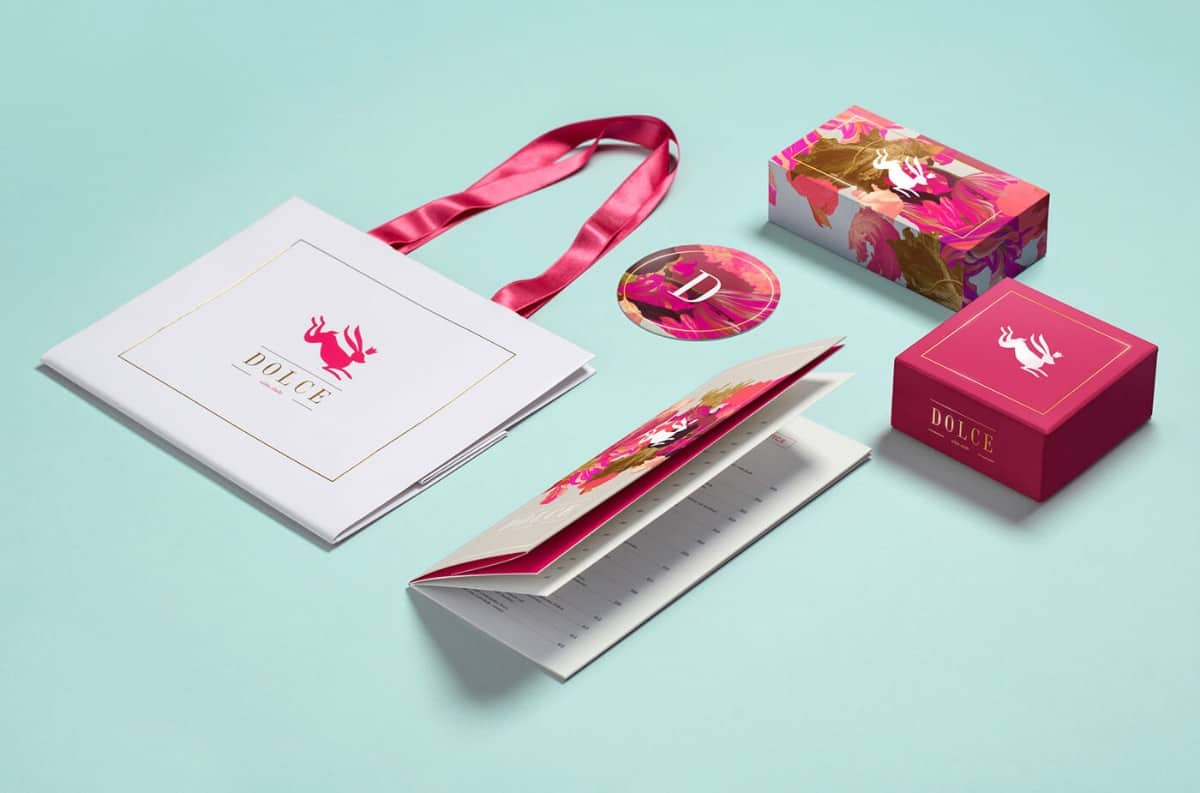 蛋糕甜點-包裝設計