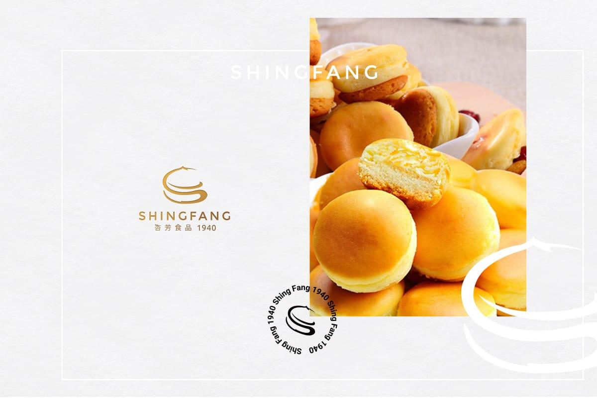 LOGO設計-乳酪球食品系列
