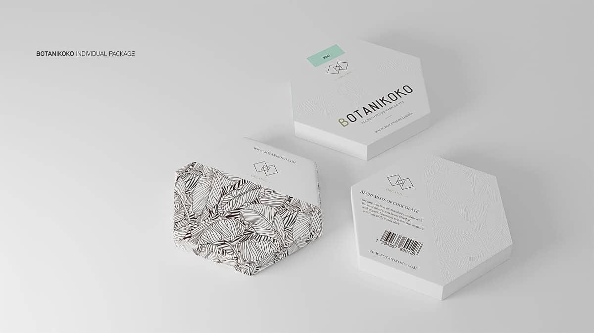 包裝設計-打凸外盒包裝設計